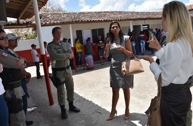 Presentes nos 102 municípios, promotores eleitorais garantem legalidade nas eleições em Alagoas