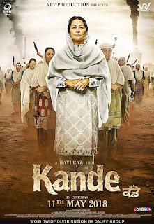 Kande 2018 Punjabi Movie DTHRip | 720p | 480p