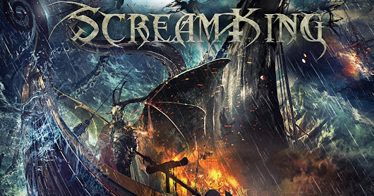 "SCREAMKING    ""Tyranny of the Sea"""