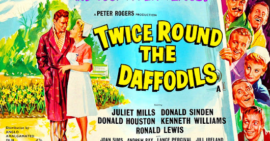 Not Quite A Carry On: Twice Round The Daffodils