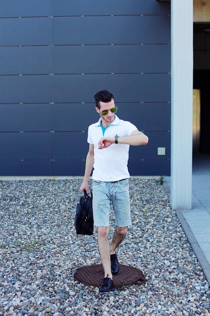 moda męska na lato