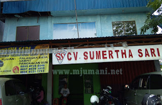 Alamat Travel Sumerta Banjarmasin