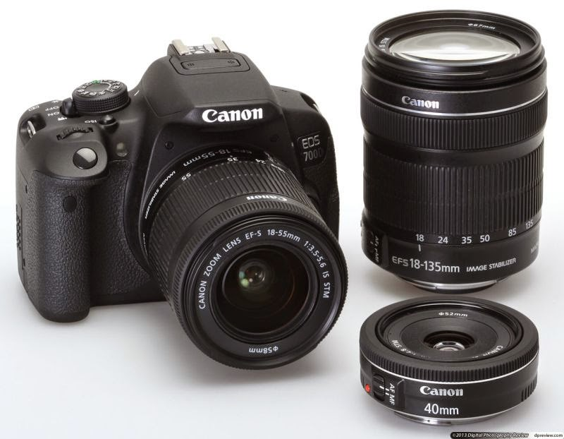 Harga Canon EOS 700D 2015