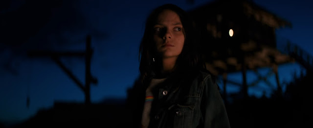 Welcome to the show, Dafne Keen.