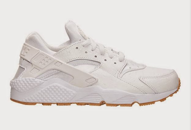 AddictNike Ostrichgum Bottom White Sneakers The Sneaker Huarache cuTl1FK35J