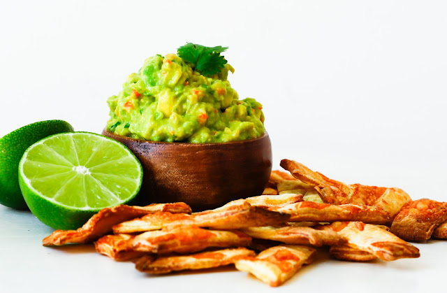 How to get your kids to eat fermented foods - Guacamole with Fermented Carrots