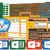 Aplikasi BKU Cetak SPJ laporan BOS Format Excel.Xls