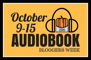 Audiobook Bloggers Week Motivation Monday at Adolescent Audio Adventures