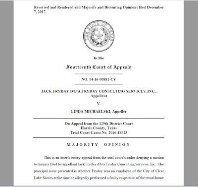 Houston Courts Cases