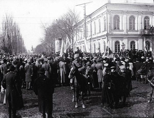 спроба більшовицького повстання в Києві у 1917-му