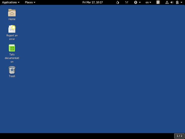 Tails: η καλύτερη έκδοση Linux;