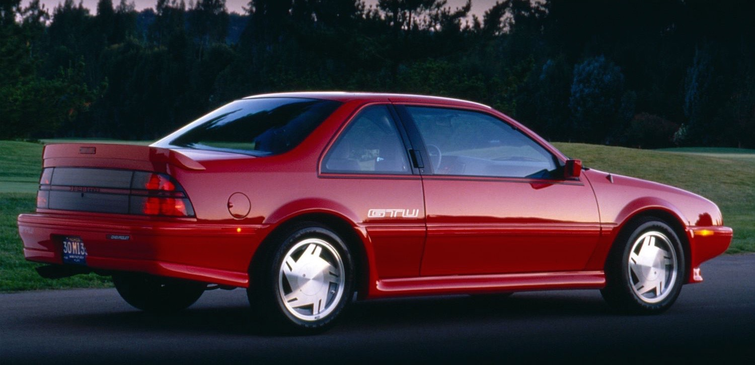 All Chevy chevy corsica : Car Style Critic: Chevrolet Corsica and Beretta: Disguised Siblings