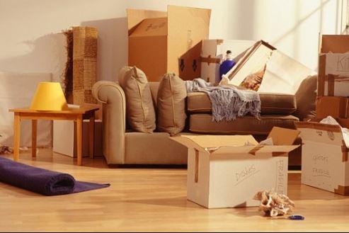 Cần phân loại các đồ dùng cần vận chuyển