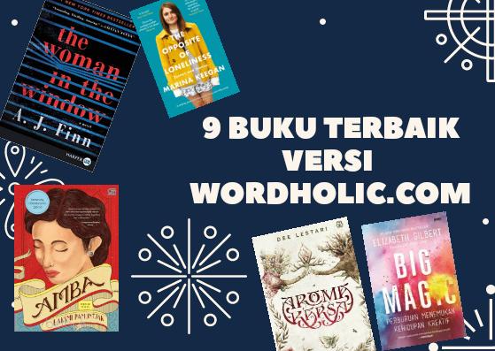 9 Buku Terbaik Versi Wordholic.com