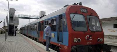 ΤΡΑΙΝΟΣΕ: Ακυρώσεις δρομολογίων τρένων λόγω της βόμβας του Κορδελιού.