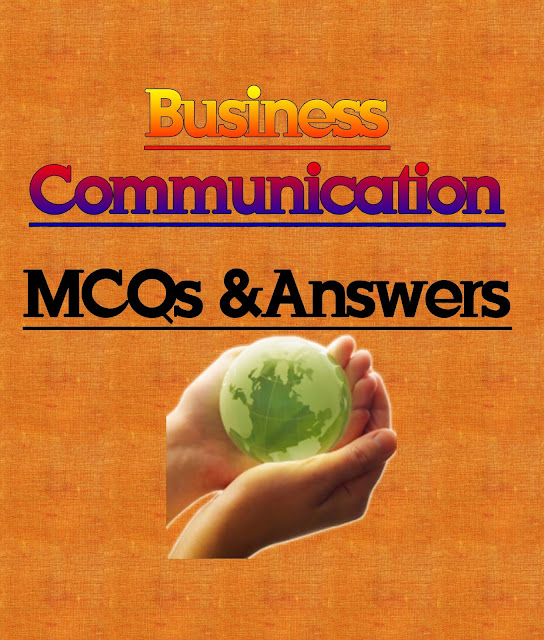 Business Communication Book MCQs with Answers