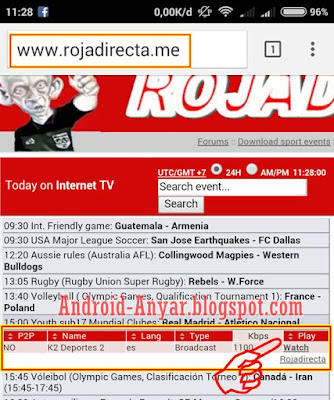 Roja Directa APK for Android