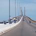 Acesso a Zona Norte pela ponte Newton Navarro travado.
