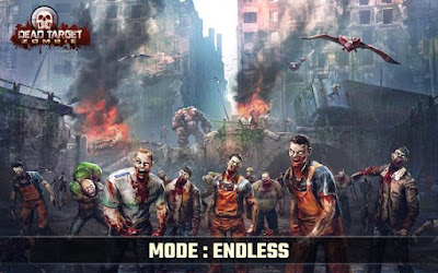 DEAD TARGET ZOMBIE Apk Mod Terbaru for Android Full Version v3.0.9