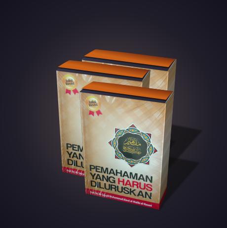 Pesan Kitab Mafahim Yajibu an Tushohhah Original di Palabuhanratu
