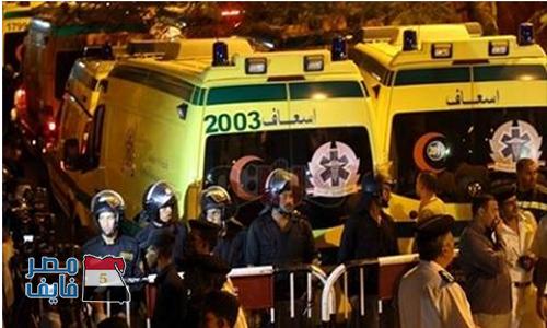 أول بيان من الداخلية منذ قليل بشأن الأحداث المؤسفة التي شهدتها العريش وعدد القتلى من العناصر الإرهابية حتى الآن