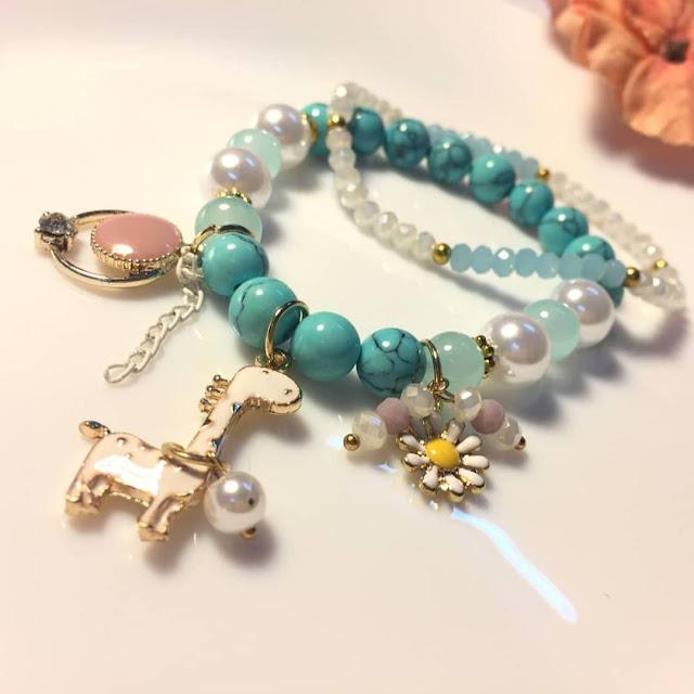 Dijual perhiasan imitasi impor bermutu berkualitas KWANG EARRING, Toko Online Jakarta