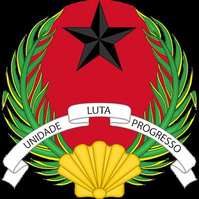 Coat of arms - Flags - Emblem - Logo Gambar Lambang, Simbol, Bendera Negara Guinea-Bissau