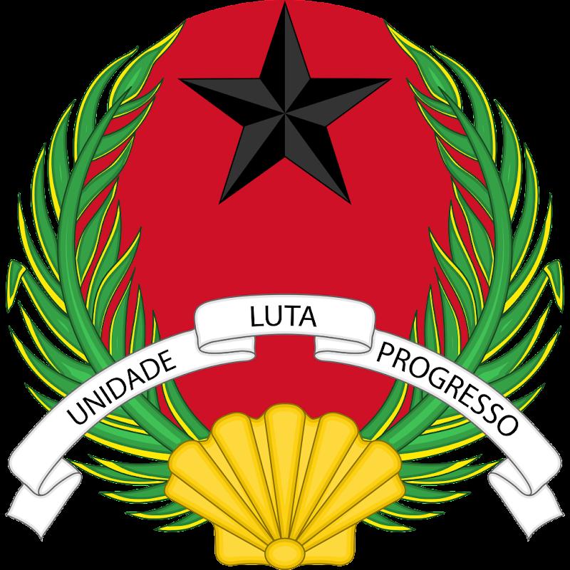 Logo Gambar Lambang Simbol Negara Guinea-Bissau PNG JPG ukuran 800 px
