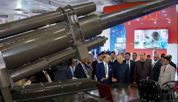 new delhi, chennai, defexpo 2018, pm modi, narendra modi, DefExpo Chennai, PM Modi inaugurates DefExpo 2018 in Chennai