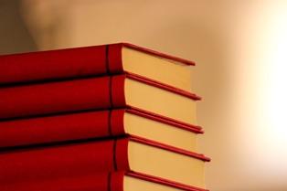 libri rossi di grammatica italiana