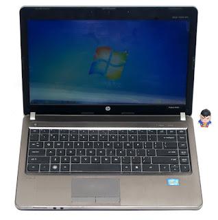 Business Laptop HP ProBook 4430s Core i3 Second di Malang