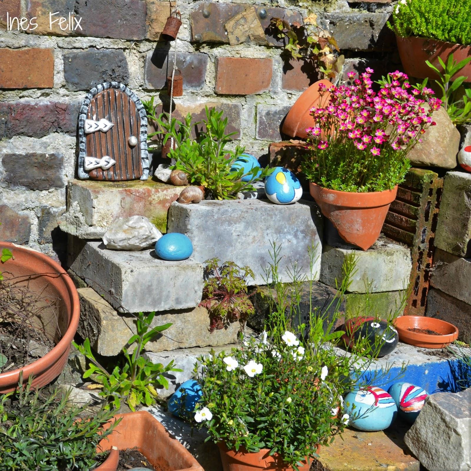 Schön Pflanzen Für Steinbeet Ideen