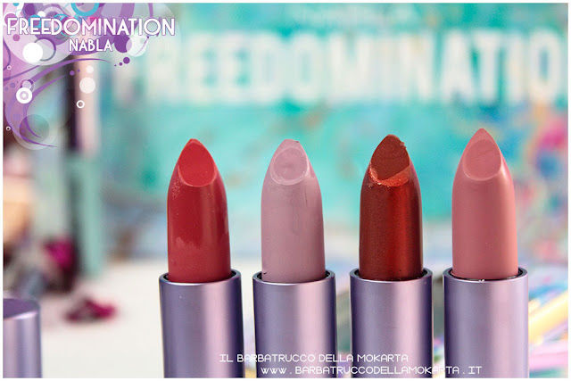 diva crime  nabla cosmetics review freedomination collection summer lipstick diva crime