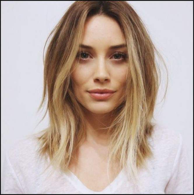 Frisuren Feines Haar Mittellang