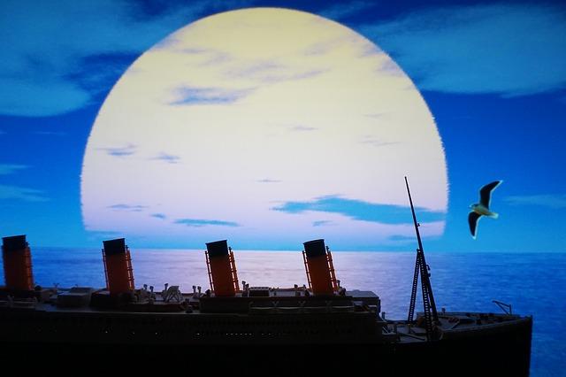 Mungkinkah Tenggelamnya Titanic Sudah Diramalkan 14 Tahun Sebelumnya ?