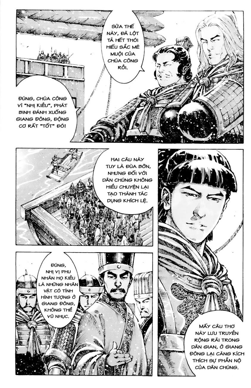 Hỏa phụng liêu nguyên Chương 402: Họa phúc chi giai [Remake] trang 3