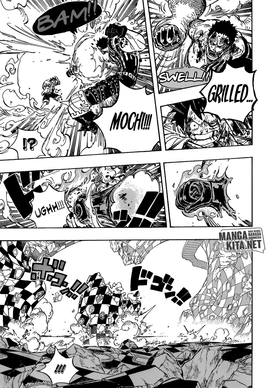 One Piece Chapter 894-8