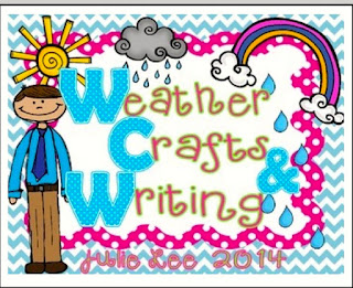 https://www.teacherspayteachers.com/Product/Weather-Crafts-Writing-1084930