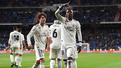 Real Madrid regressa aos triunfos