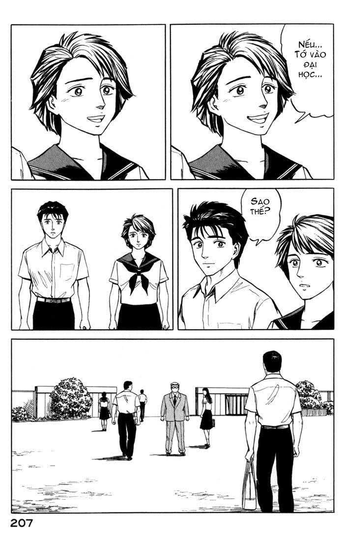 Kiseijuu chương 51: hướng đi trang 31
