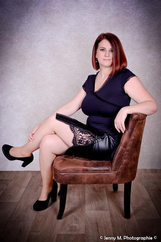 photographe portrait studio femme boudoir vendée 85 la roche sur yon