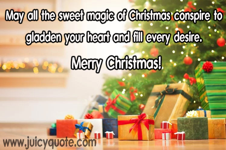 Top christmas 2017 wishes and messages juicy quote inspirational christmas messages and sayings m4hsunfo Image collections