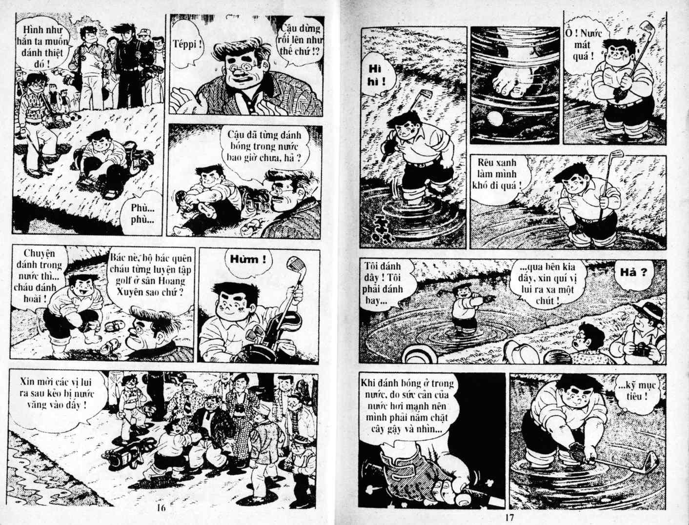 Ashita Tenki ni Naare chapter 4 trang 8