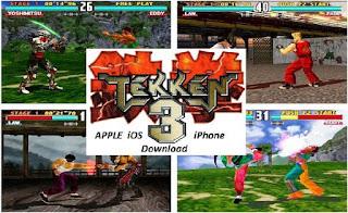 Download Tekken 3 ISO - ios Apple Iphone HD Game