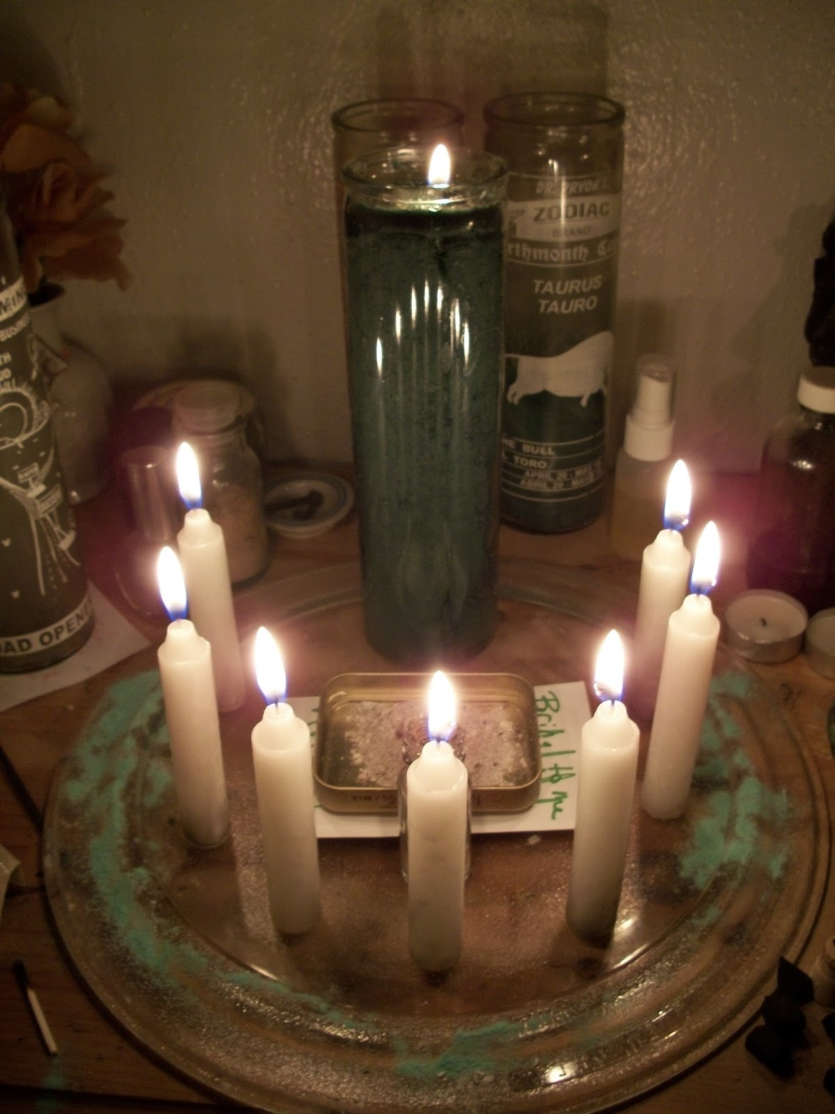 The Spellcaster's Source Hoodoo and Voodoo Witchcraft Blog ... Hoodoo Magic