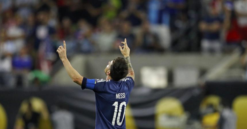 Argentina jugará la final de la Copa América