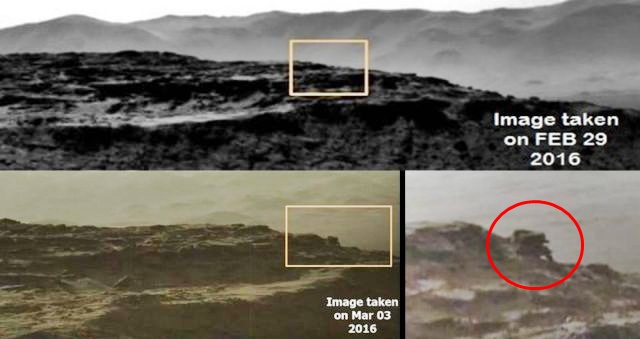 Martian Anomalies? Decide For Yourself Artificial%2Bobject%2BMars