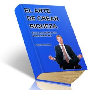 Libro El Arte de Crear Riqueza