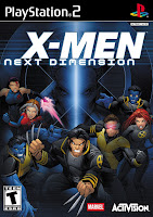 Cheat dan Tips Bermain X-Men: Next Dimension PS2