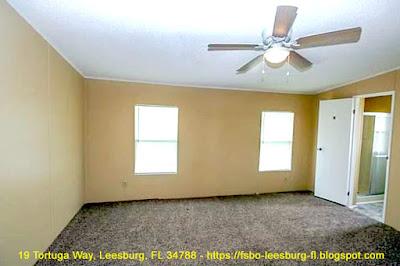 19 tortuga way leesburg FL 34788 master bedroom